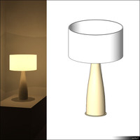 Lamp Table 00699se