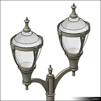 StreetLamp-floor-historic-00814se