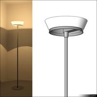 Lamp Floor 00867se