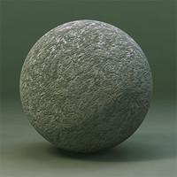 Maya Material Rock Bumpy