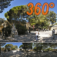 gardens saint George 2 - 360° panorama