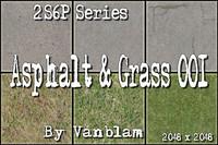 2S6P Series Asphalt and Grass 001