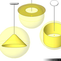 Lamp Ceiling 00320se