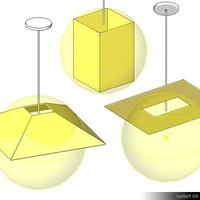 Lamp Ceiling 00321se