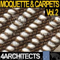 Moquette & Carpets Vol. 2 - Textures