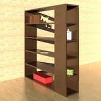 Bookcase_H