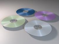 CD DVD BR