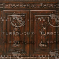 Carved Panel Texture, Medieval Theme