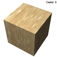Wood - Cedar 5