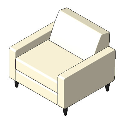 Building rfa chair bantam armchair for Armchair builder