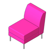 Chair - Libre - One Seater Chair