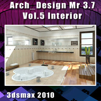 Arch e Design Collection Vol.5 Mental ray 3.7