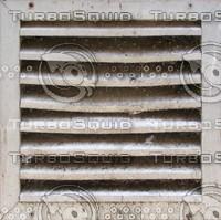 Dirty plastic vent