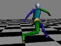 Inline Skating Turn Left.bip