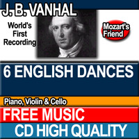J. B. VANHAL - 6 English Dances