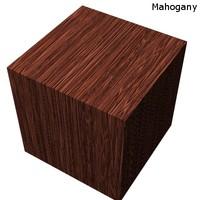 Wood - Mahogany 1