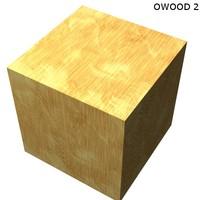 Wood - Orange Wood 2
