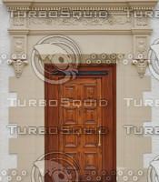 Ornate Door Texture
