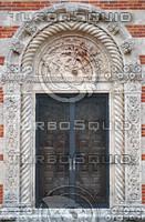 Ornate Door, High Rez