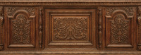 Tileable Ornate Panel Texture