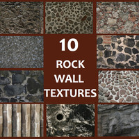 10 Rock wall textures