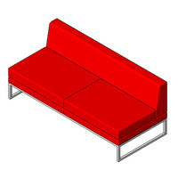 Sofa - Boss Design - Layla Landscape - 2 Seater