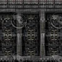 SpaceTech1 : HallWay 1