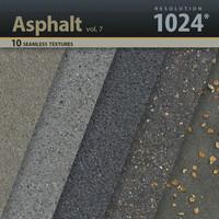 Asphalt Textures vol.7