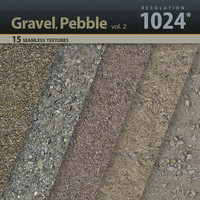 Gravel, Pebble vol.2