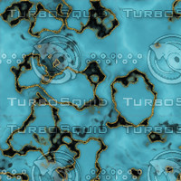 Turquoise Seamless Tiling texture