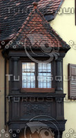 Old town window