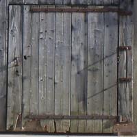 Wood Door Texture