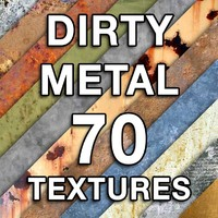 DIRTY METAL Texture Pack