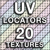UV LOCATORS Texture Pack
