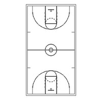 gx_GYM Layout Basketball
