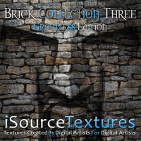 Brick Collection Three - Groutless Edition