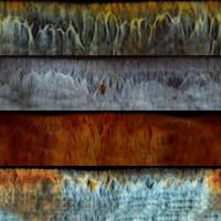 10 Horizontal Human Iris Textures