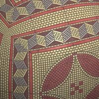 Mosaic floor #01 Texture