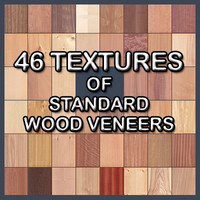 Standard Veneer Textures Collection