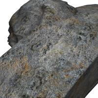 Rocks lichen