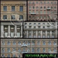 Textures building