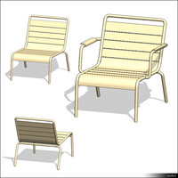 Seating Deck Chair 00365se