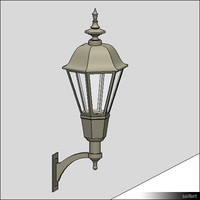 StreetLamp-wall-historic-00495se