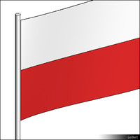 Flag-Poland-Pole-00567se