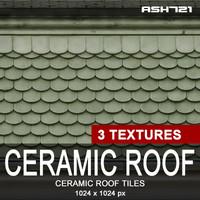 Ceramic roof tiles 8