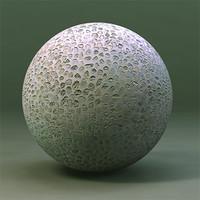 Maya Material Embeded Stones