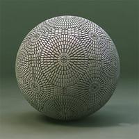 Maya Material Tile Pattern 1