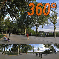 Outlook Madrid - 360° panorama