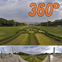 Eduardo VII park - 360° panorama