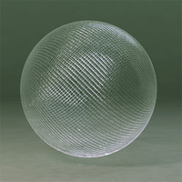 Maya Material Glass Textured 6